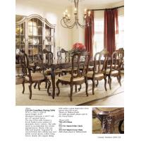 Buy cheap Cherry Veneer Restaurant Table And Chair Sets With Cushion / Walnut Veneer from wholesalers