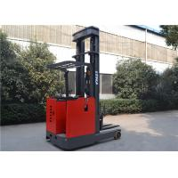 Buy cheap Hoppeck Battery 2.5 Ton Pedestrian Reach Truck , Very Narrow Aisle Reach Truck from wholesalers