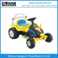Buy cheap plastic ride-on cart injection mould from wholesalers