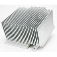 Buy cheap 6063 6061 6005 Aluminum Heatsink Extrusion Profiles For Milling Drilling Bending Process from wholesalers