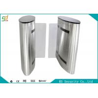 Buy cheap Rfid Card Rearder Speed Gates Automatic  Sliding Barrier Turnstile from wholesalers