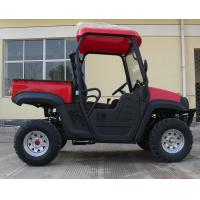 Buy cheap 300cc Full Automatic Gas Utility Vehicles Water Cooled With Shaft Drive from wholesalers