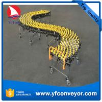 Buy cheap Flexible Gravity Unloading Roller Conveyor from wholesalers