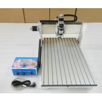 Buy cheap 300w 3 Axis CNC Router Machine / 6040 CNC Wood Engraving Machine from wholesalers