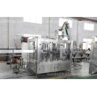 Buy cheap Automatic Essential Oil Filling Machine , Palm Oil Bottling Line High Speed from wholesalers
