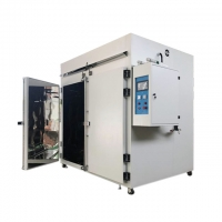 Buy cheap Multilayer Shelf Trolley PLC Controller 250C Hot Air Oven from wholesalers
