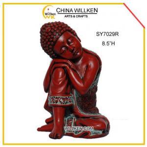 China Polyresin Buddha Statue on sale