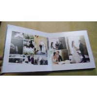 Buy cheap Contemporary 8x12 Magazine Style Photo Album For Holiday / Travel / Party from wholesalers