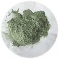 Buy cheap High Hardness Green Silicon Carbide/Green Carborundum powder 700# 800# For Break Lining from wholesalers