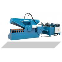 Buy cheap Scrap Metal Alligator Shearing Machine Car Recycling Movable Blue Color from wholesalers