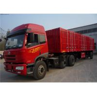 Buy cheap Left right hand steering Euro 4 220hp diesel Box Van Truck 8 ton 9 ton 10 ton from wholesalers