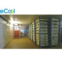 Buy cheap -25℃ ~ -18℃ ELT19 Frozen Food Storage Warehouses 6000Tons Industrial Refrigeration from wholesalers