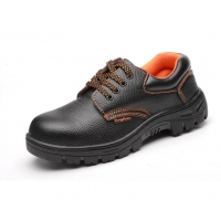 Quality Petroleum Chemical Electricity Shock Resistant Anti Stab Oil Resistant Rubber Breathable Safety Shoes for sale