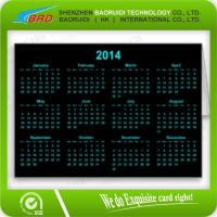 Buy cheap 2013 Pocket Calendar Business Card|Calendar Cards from wholesalers