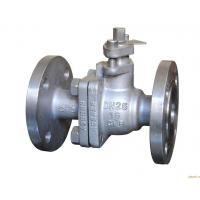 Buy cheap Rustproof Stainless Steel Ball Valve WCB Natural Gas Flanged Ball Valve from wholesalers
