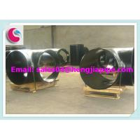 Buy cheap butt welded pipe fittings (CS AS SS) from wholesalers