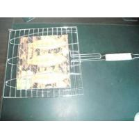 Buy cheap Square Hole Stainless Steel Woven Wire Mesh Screen , Bbq Grill Mesh Sheet from wholesalers