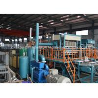Buy cheap Automatic Rotary Waste Paper Pulp Tray Machine Egg Tray Production Line from wholesalers
