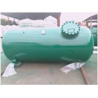Buy cheap Carbon Fiber Bullet Butane Compressed Air Storage Tank Horizontal Pressure Vessel from wholesalers