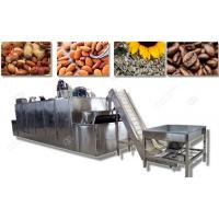 Buy cheap Sunflower Seeds Roasting Machine With Factory Price|Sunflower Seeds Roaster from wholesalers