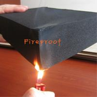 Buy cheap CR Foam Neoprene Foam with The Perfect Fire-Proof from wholesalers