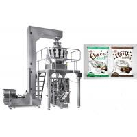 China High Accuracy Sugar Packaging Machine , Custer Automatic Packing Machine on sale