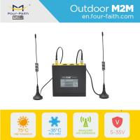 Buy cheap F3427 Dual SIM Industrial M2M Modem/ VPN Router for 3G UMTS/HSPA/EDGE Networks from wholesalers