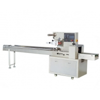 Buy cheap Pillow Type Multi Packing Machine Swiss Roll Cake / Soft Bread / Waffle from wholesalers