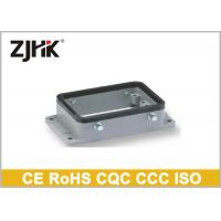 Buy cheap Rectangular Connector Insert H32A-BK-4B , Male Female Rectangular Hood 09200320202 from wholesalers