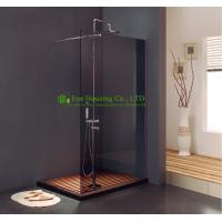 Buy cheap Shower room best Selling Hinged Bathroom Shower Enclosure,L-shape Hinged Shower Enclosure from wholesalers