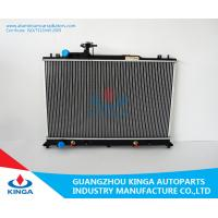 Buy cheap Mazda 2008-2014 PA16 AT Aluminum Welding Radiator , custom aluminum radiator product
