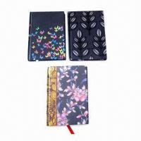 Buy cheap Printing Service for Mini Hardcover Pocket Notebooks, Available in Size of A6 from wholesalers
