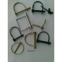Buy cheap Quick Release Safety Wire Lock Pins Tab Lock Pins Lynch Linch Lock Pin from wholesalers