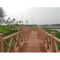 Buy cheap hollow co-extruded decking wpc board wood plastic composite decking  outdoor wood decking EU popular fashion style from wholesalers