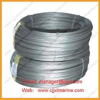 Buy cheap Production of Welding Electrode Hot Rolled High/Low Carbon Steel Wire Coil from wholesalers