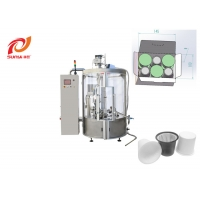 Buy cheap K Cup 10L SUNYI 700kg Coffee Capsule Packing Machine from wholesalers