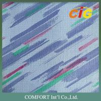 Buy cheap Printed color PVC leather 1.0mm thickness 137cm width for sofa for car product