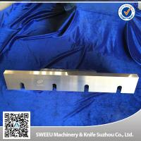 Buy cheap High Hardness Plastic Granulator Blades Granulator Machine Parts ISO Approval from wholesalers