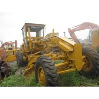 Buy cheap Used Caterpillar 12G motor grader from wholesalers
