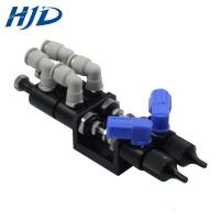 Buy cheap AB Epoxy Glue Fluid Micro Dispensing Valve Liquid Syringe Dispensing from wholesalers
