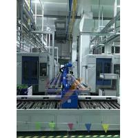 Buy cheap Flexible Long Stroke Robot Linear Track , Loading And Unloading Robot 7 Axis from wholesalers