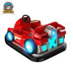 Buy cheap Indoor Powerful Amusement Park Bumper Cars Adventurous Experience from wholesalers