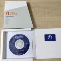 Buy cheap Original Microsoft Office 2013 Professional Key License Retail Box English from wholesalers