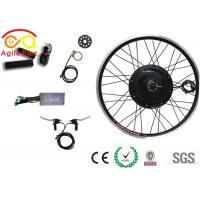 Buy cheap Modern Electric Bicycle Hub Motor Kit With 500w Intelligent Controller from wholesalers