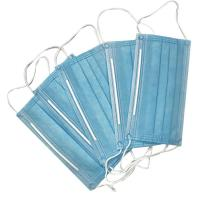 Buy cheap Medical Grade Protect Disposable Dust Mask 3 Ply Non Woven Filter Paper from wholesalers