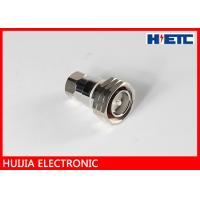 """Buy cheap 1/2"""" Feeder Cable RF 7/16 DIN Straight Male Connector Telecommunication Components For Electronic Parts product"""