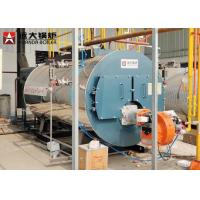 Buy cheap Horizontal Gas Fired Steam Boiler 8 Ton 5 Ton 3 Ton Per Hour For Laundry from wholesalers