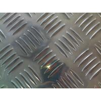 Buy cheap 3000 Series 3003 H14 Polished Aluminum Diamond Plate Thickness 0.7mm-20mm from wholesalers
