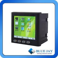 Buy cheap BlueJay 194Q LCD LED Digital 96x96 multifuction network panel power meter from wholesalers