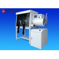 Buy cheap Purification System 2 Glove Ports Inert Atmosphere Glove Box Single Operating Sided from wholesalers
